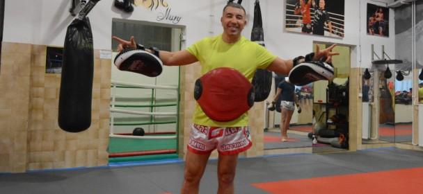 Mourad Derbal Mury: Podpiram vse borilne dogodke