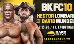 BKFC 10 Results