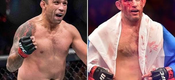 Oleinik vs. Werdum targeted for UFC 250